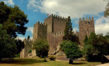 Castelul din Guimaraes