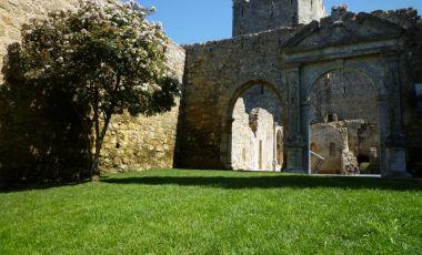 Castelul Palmela din Setubal