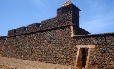 Castelul Sao Filipe din Setubal