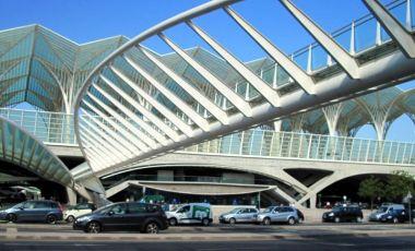 Gara Oriente din Lisabona