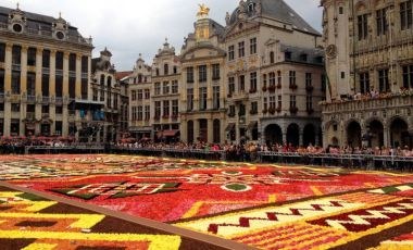 Grand Place din Bruxelles