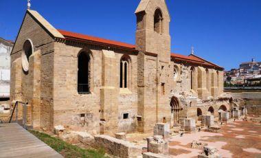 Manastirea Santa Clara-a-Nova din Coimbra