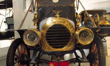 Muzeul de Automobile din Encamp