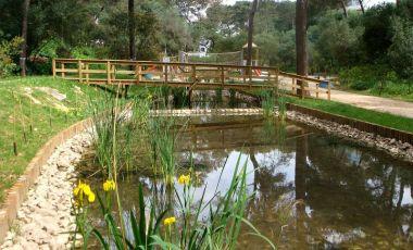 Parcul Palmela din Cascais