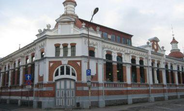 Piata Petertirgus din Liepaja