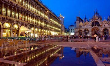 Piata San Marco din Venetia