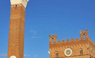 Turnul Mangia din Siena