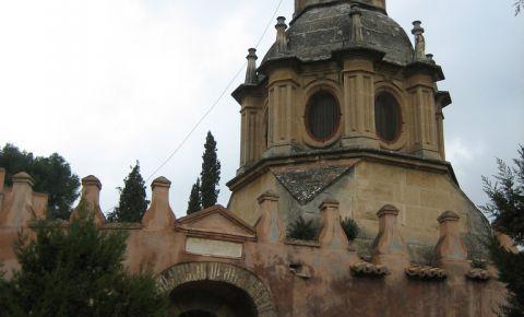 Abatia Sacromonte din Granada