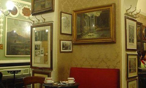 Antico Caffe Greco din Roma