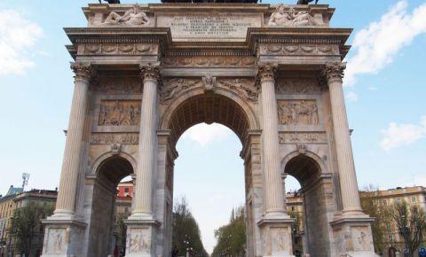 Arcul Pacii din Milano