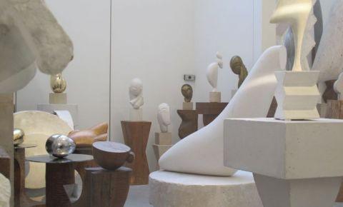 Atelierul Brancusi din Paris
