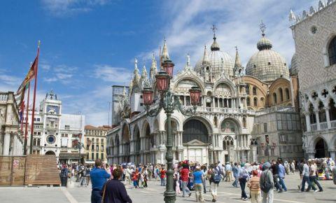 Basilica San Marco din Venetia