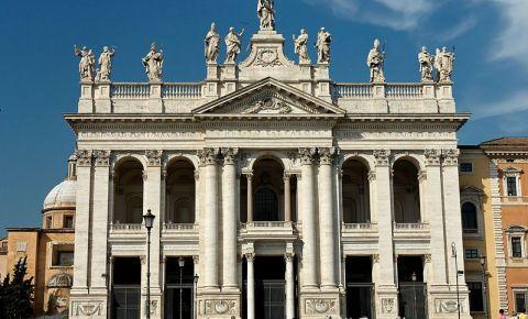 Bazilica San Giovanni in Laterano din Roma