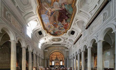 Bazilica San Pietro in Vincoli din Roma