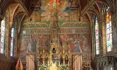 Bazilica Sangelui Sfant din Bruges