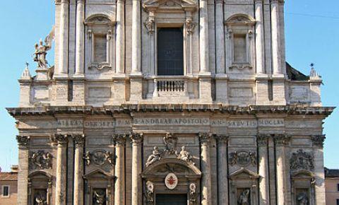 Bazilica Sant`Andrea della Valle din Roma