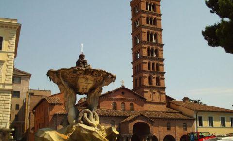 Bazilica Santa Maria in Cosmedin din Roma
