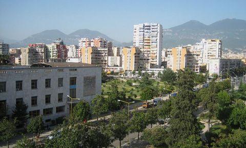 Biblioteca Nationala din Tirana
