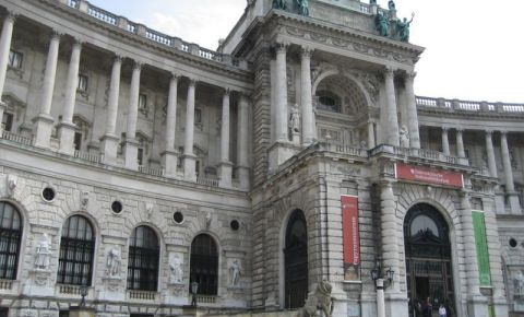 Biblioteca Nationala din Viena