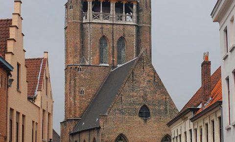 Biserica Ierusalim din Bruges