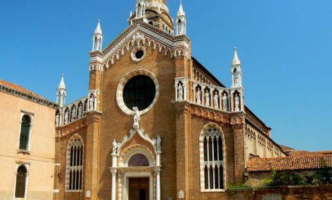 Biserica Madonna dell`Orto din Venetia