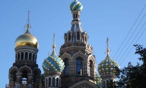 Biserica Mantuitorului din Sankt Petersburg