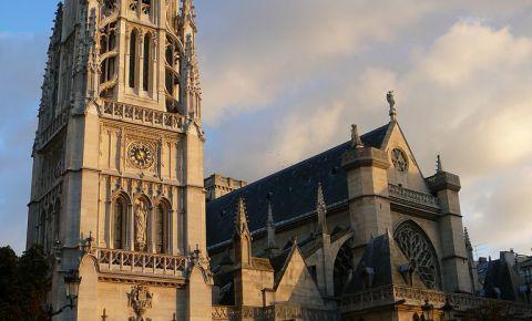 Biserica Saint Germain Auxerrois din Paris