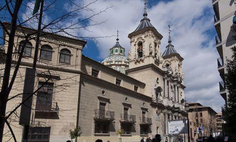 Biserica San Juan de Dios din Granada