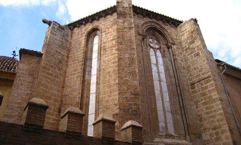 Biserica San Juan del Hospital din Valencia