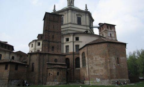 Biserica San Lorenzo Maggiore din Milano
