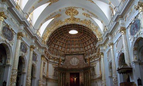 Biserica San Martin din Valencia
