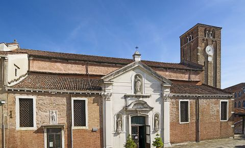 Biserica San Nicolo dei Mendicoli din Venetia