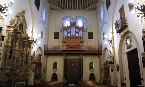 Biserica San Salvador din Granada