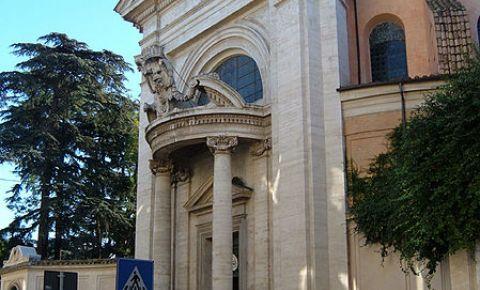 Biserica Sant'Andrea al Quirinale din Roma