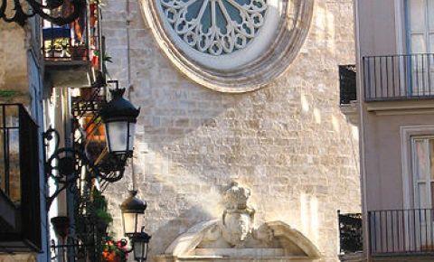 Biserica si Turnul Santa Catalina din Valencia