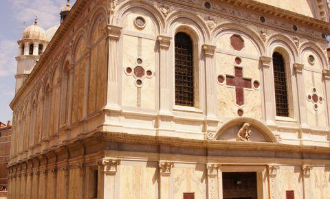 Biserica Santa Maria dei Miracoli din Venetia