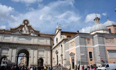 Biserica Santa Maria del Popolo din Roma