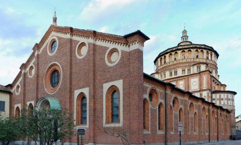 Biserica Santa Maria delle Grazie din Milano