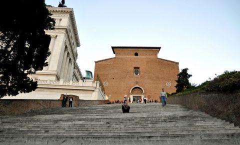 Biserica Santa Maria in Aracoeli din Roma