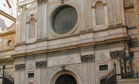 Biserica Santa Maria Presso di San Satiro din Milano
