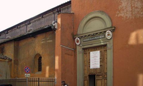 Biserica Santa Prassede din Roma