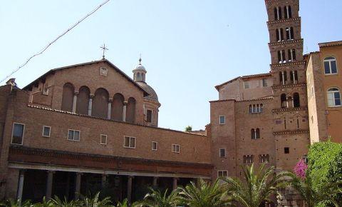 Biserica Santi Giovanni e Paolo din Roma