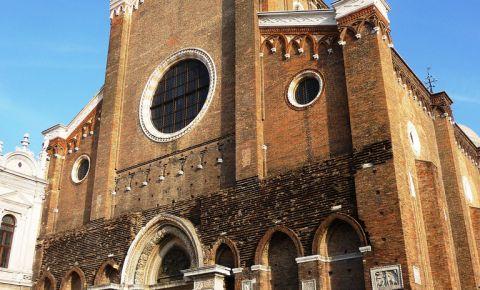 Biserica Santi Giovanni e Paolo din Venetia