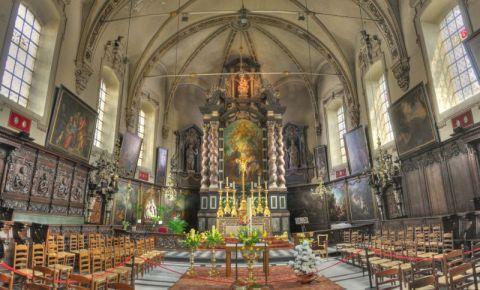 Biserica Sfanta Ana din Bruges