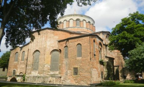 Biserica Sfanta Irina din Istanbul