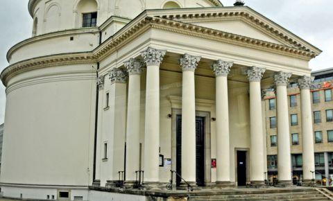 Biserica Sfantul Alexandru din Varsovia