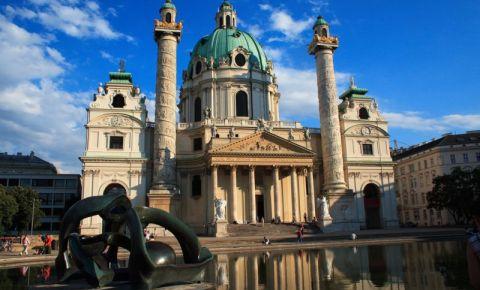 Biserica Sfantul Carol din Viena