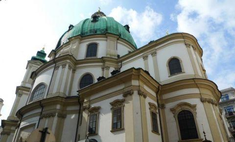 Biserica Sfantul Petru din Viena