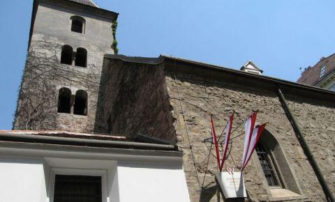 Biserica Sfantul Ruprecht din Viena