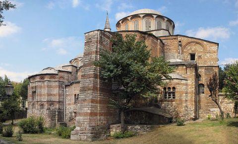 Biserica Sfantul Salvator din Istanbul